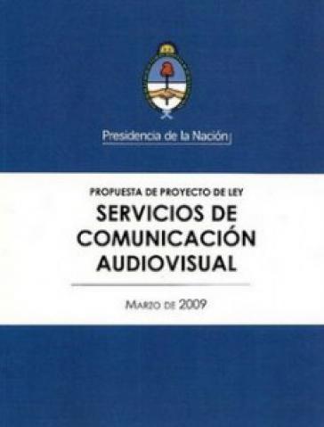 Titelseite des neuen Mediengesetzes
