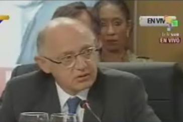 Argentiniens Außenminister Héctor Timerman