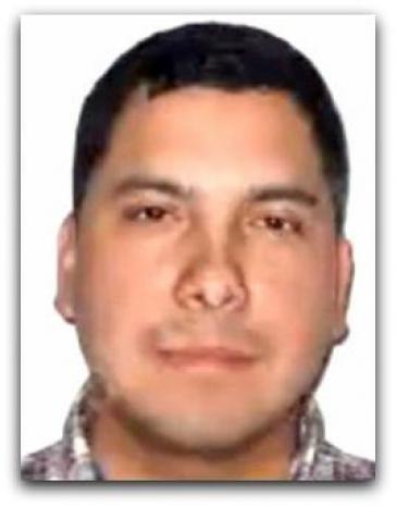 Militärpolizist Walter Ramírez Inostroza