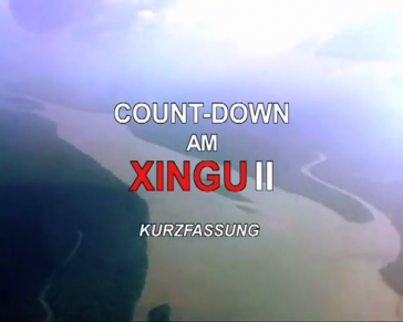 Der Xingu-Fluss