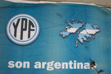 Transparent YPF-son argentinas