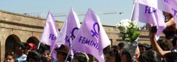 Aktion der AFLD in Chile