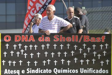 """""""Die DNA von Shell/BASF"""""""
