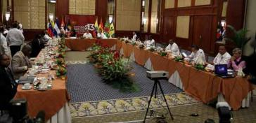 Tagung des Politischen Rates der ALBA-Länder in Guayaquil