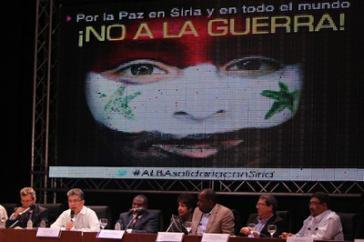 Treffen der Außenminister des ALBA-Bündnisses am vergangenen Wochenende in Caracas