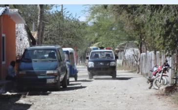 Die mexikanische Bundespolizei versucht, sich Zugang zu Gemeindeland zu verschaffen