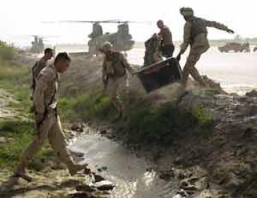 Der geplante Militärstützpunkt ist ein Kooperationsprojekt mit dem Pentagon