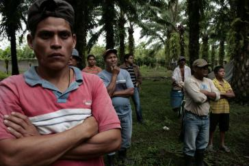 Opfer von Repression: Bauern in der honduranischen Konfliktregion Bajo Aguán