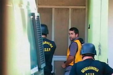 Emilio Berkhoff Jerez wurde am vergangenen Freitag verhaftet