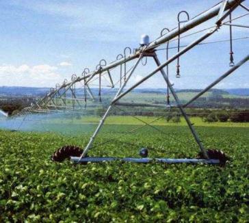 Für höhere Erträge: Bewässerungssystem in Kuba