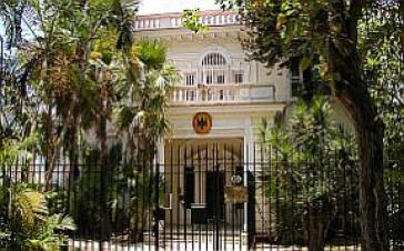 Deutsche Botschaft in Havanna