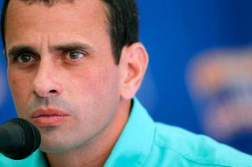 Henrique Capriles Radonski kündigt an, die Wahlen vor dem Obersten Gerichtshof anzufechten