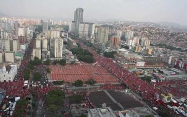 Zentrum von Caracas