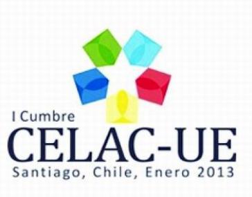 Logo des Gipfels in Santiago de Chile