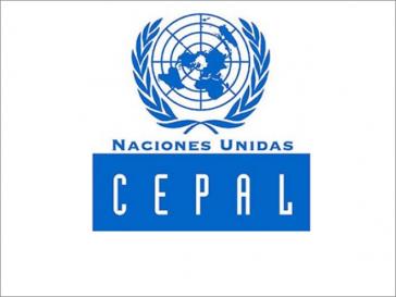 Logo der Wirtschaftskommission der UNO für Lateinamerika und die Karibik (CEPAL)