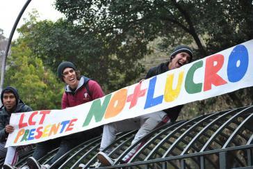 Bildungsproteste in Chile