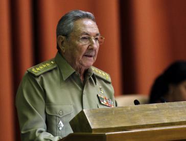 Fordert mehr Debatten: Raúl Castro