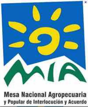 Logo der Organisation Nationaler landwirtschaftlicher Tisch für Gespräche und Übereinkünfte