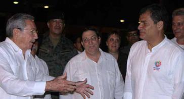 Tausend kubanische Ärzte für Ecuador