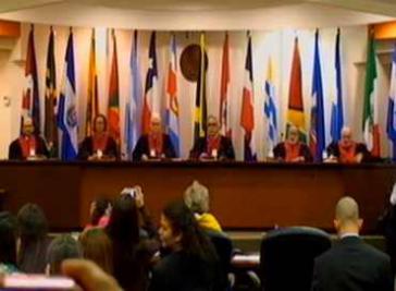 Vor dem Interamerikanischen Gerichtshof für Menschenrechte wird über die Anwendung des Anti-Terror-Gesetzes gegen Mapuche verhandelt