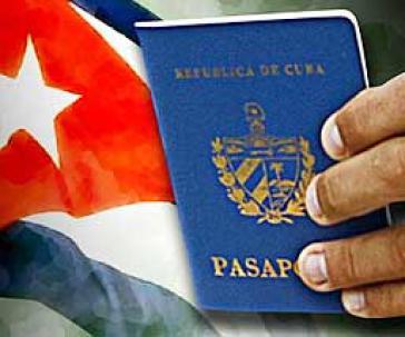Einfacher zu haben: Kubanischer Pass