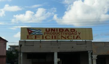 Einheit, Produktivität und Effizienz – Leitlinien für die Entwicklung der kubanischen Wirtschaft. Havanna, 2012