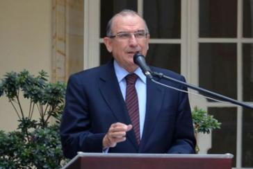 Humberto De la Calle, Verhandlungsführer der kolumbianischen Regierung