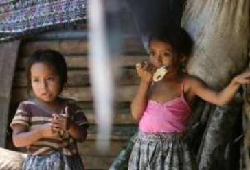 Circa 1,2 Millionen Kinder in Paraguay leiden an Unter- und Mangelernährung