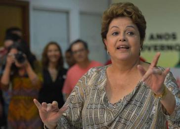Präsidentin Rousseff fordert ein Ende der Straflosigkeit bei Fällen von Gewalt gegen Frauen