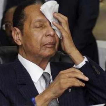 """Ex-Diktator Duvalier am Donnerstag vor Gericht: """"In meiner Amtszeit gab es keine Unsicherheit"""""""