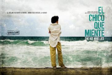 """Plakat des Films """"El chico que miente"""""""