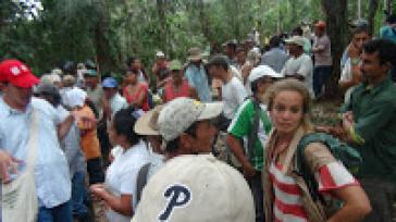 Kokabauern aus Guaviare.