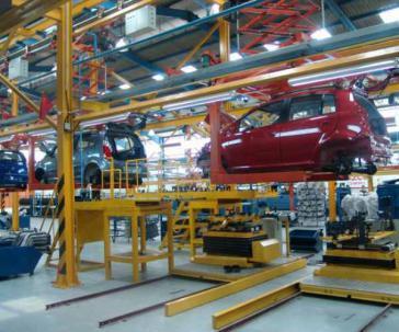 Ab sofort unter staatlicher Kontrolle: Autoproduktion in Venezuela