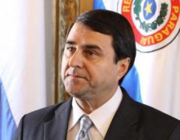 Muss sich verantworten: Ex-Machthaber Federico Franco