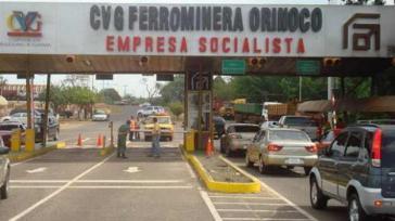 Leitende Angestellte des Staatsbetriebes Ferrominera wurden wegen Korruptionsverdacht verhaftet