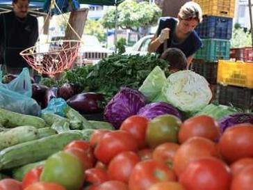Gemüsemarkt in Caracas