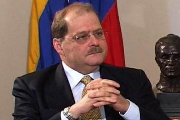 Bernardo Álvarez, der neue Generalsekretär der ALBA