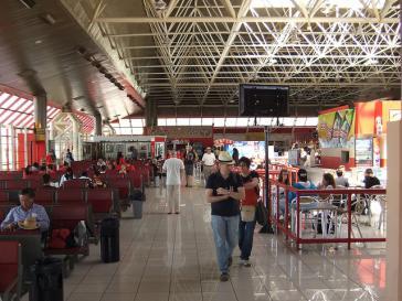 Jose-Marti-Flughafen in Havanna