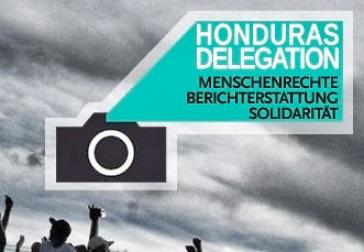"""Logo der """"HondurasDelegation"""""""