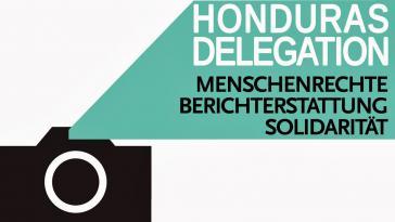 Logo der Honduras Delegation