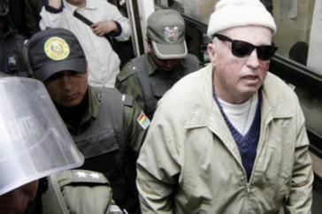 Soll in Italien vor Gericht gestellt werden: Boliviens früherer Innenminister Luis Gómez Arce
