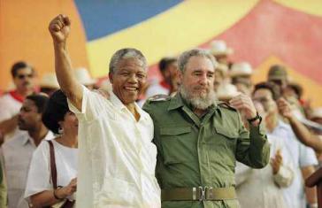 Trauer in Kuba um Nelson Mandela