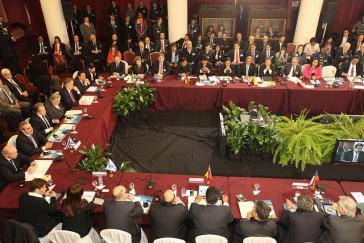 Mercosur-Konferenz