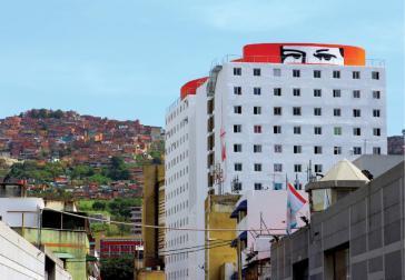"""Neubau der """"Gran Misión Vivienda"""" in Caracas"""