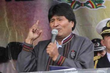 Präsident Morales auf dem ALBA-Gipfel in Guayaquil