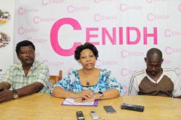 Die Koordinatorin der Schwarzen Indigenen und Kreolischen Gemeinde der Provinzhauptstadt Bluefields, Nora Newball
