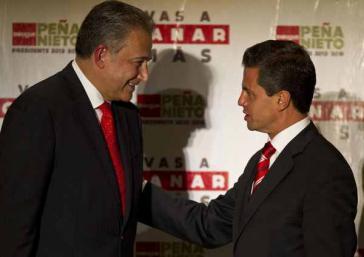 """Berät Mexikos Präsident Peña Nieto im """"Krieg gegen die Drogen"""": Ex-General Óscar Naranjo, Kolumbiens Polizeichef von 2007 bis 2012"""