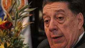 Paraguays Außenminister José Félix Fernández Estigarribia