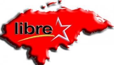 Logo der Partei LIBRE