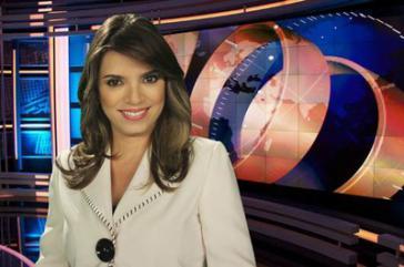 Telesur-Leiterin Patricia Villegas